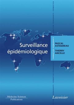 Couverture de l'ouvrage Surveillance épidémiologique