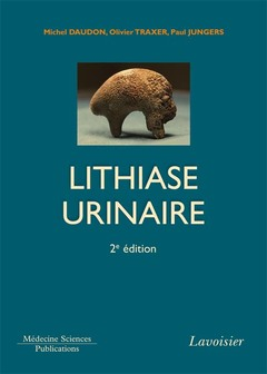 Couverture de l'ouvrage Lithiase urinaire