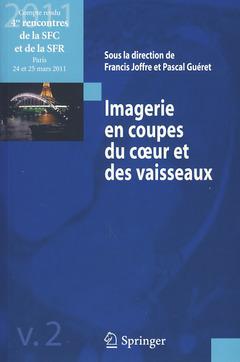 Couverture de l'ouvrage Imagerie en coupes du coeur et des vaisseaux