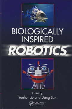 Couverture de l'ouvrage Biologically inspired robotics