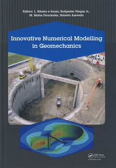 Cover of the book Innovative numerical modelling in geomechanics with CD-ROM