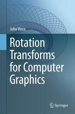 Couverture de l'ouvrage Rotation transforms for computer graphics