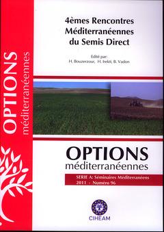 Couverture de l'ouvrage 4èmes rencontres méditerranéennes du semis direct
