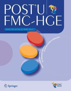 Couverture de l'ouvrage POST'U / FMC-HGE Paris du 25 au 27 mars 2011