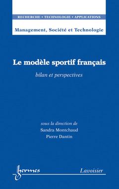 Couverture de l'ouvrage Le modèle sportif français