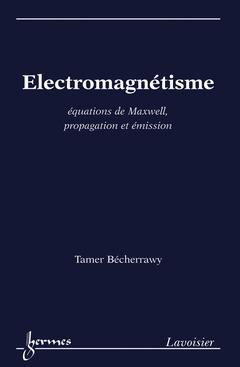 Couverture de l'ouvrage Électromagnétisme