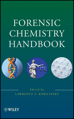 Couverture de l'ouvrage Forensic chemistry handbook