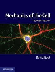 Couverture de l'ouvrage Mechanics of the cell
