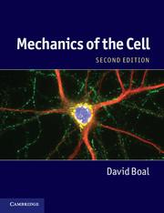 Couverture de l'ouvrage Mechanics of the cell (Paper)