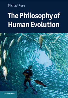 Cover of the book Human evolution: a philosophical introduction