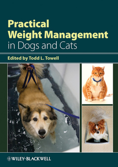 Couverture de l'ouvrage Practical weight management in dogs and cats (paperback)