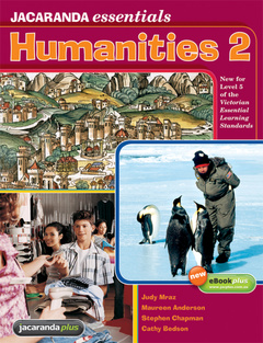 Couverture de l'ouvrage Jacaranda essentials: humanities 2 and ebookplus (paperback)