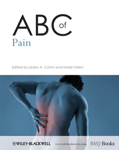 Cover of the book Abc of pain (paperback)