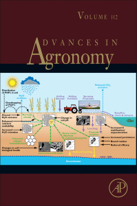 Couverture de l'ouvrage Advances in Agronomy