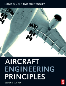 Couverture de l'ouvrage Aircraft engineering principles (2nd Ed.)
