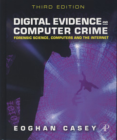 Cover of the book Digital Evidence and Computer Crime