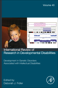 Cover of the book Early Development in Neurogenetic Disorders