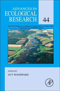 Cover of the book Ecosystems in a Human-Modified Landscape