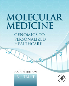 Couverture de l'ouvrage Molecular medicine: Genomics to personalized healthcare (4th Ed.)
