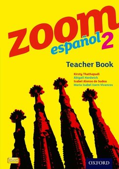 Couverture de l'ouvrage Zoom espanol 2 teacher book