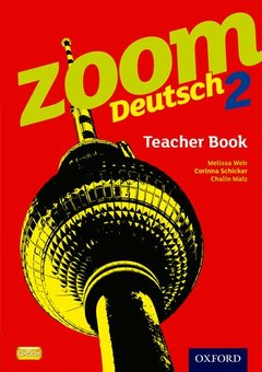 Couverture de l'ouvrage Zoom deutsch 2 teacher book