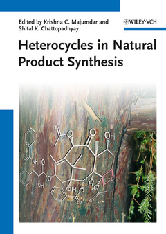 Couverture de l'ouvrage Heterocycles in natural product synthesis (hardback)
