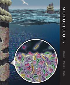 Couverture de l'ouvrage Microbiology