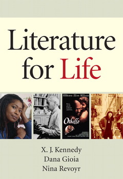 Cover of the book Literature for life (1st ed )