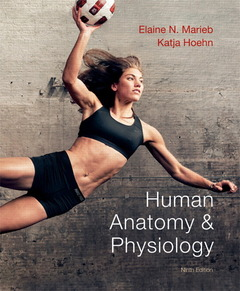 Couverture de l'ouvrage Human anatomy & physiology with masteringa&p&reg (9th ed )