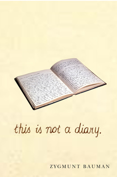 Cover of the book This is not a Diary