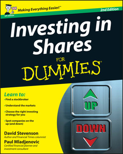 Cover of the book Investing in shares for dummies 2e (paperback)