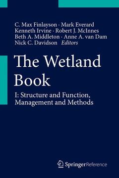 Cover of the book The Wetland Book