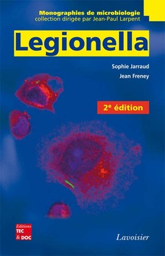 Couverture de l'ouvrage Legionella