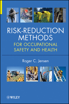 Cover of the book Risk reduction methods for occupational safety and health