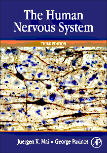 Cover of the book The Human Nervous System