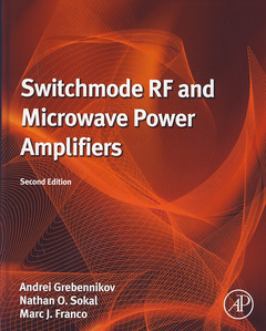 Couverture de l'ouvrage Switchmode RF and Microwave Power Amplifiers
