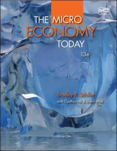 Couverture de l'ouvrage The micro economy today