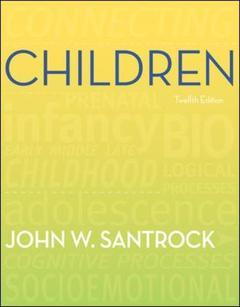Couverture de l'ouvrage Children