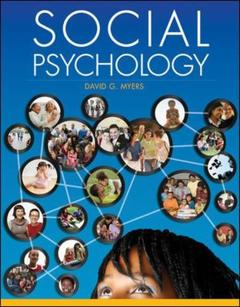 Cover of the book Social psychology