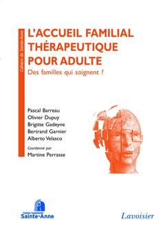 Couverture de l'ouvrage L'accueil familial thérapeutique pour adulte