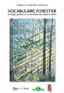Couverture de l'ouvrage Vocabulaire forestier