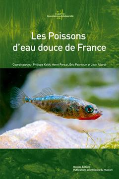 Couverture de l'ouvrage Les Poissons d'eau douce de France