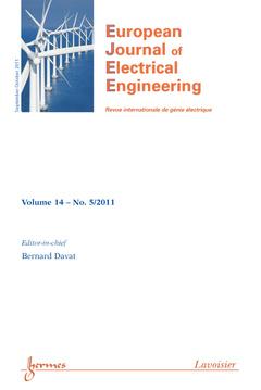 Couverture de l'ouvrage Composants et systèmes intégrés en électronique de puissance (European Journal of Electrical Engineering Vol.14 N° 5/ September-October 2011)