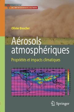 Couverture de l'ouvrage Aérosols atmosphériques