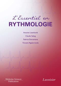 Couverture de l'ouvrage L'essentiel en rythmologie