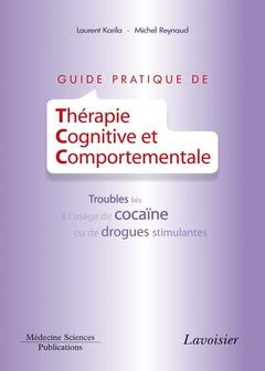 Couverture de l'ouvrage Guide pratique de thérapie cognitive et comportementale