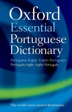 Couverture de l'ouvrage Oxford essential portuguese dictionary