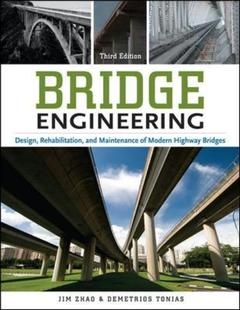 Couverture de l'ouvrage Bridge engineering (3rd Ed.)