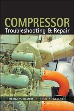 Cover of the book Compressor troubleshooting and repair