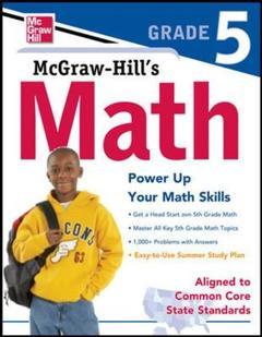 Cover of the book Mcgraw-hill math grade 5